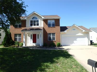 Fairview Heights Single Family Home For Sale: 207 Oxford Avenue