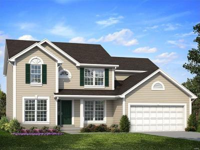 Ballwin Single Family Home For Sale: 2 Ruppel Farms