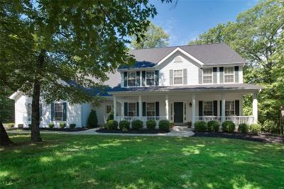 Wildwood Single Family Home Option: 17529 Radcliffe Place Drive