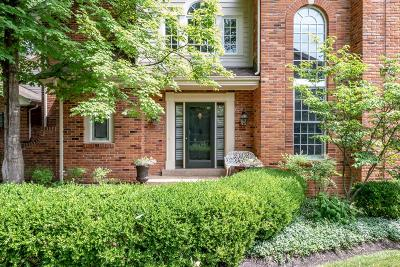 Chesterfield Condo/Townhouse For Sale: 740 Fairfield Lake Drive
