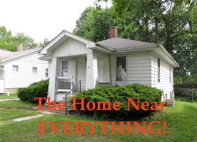 Edwardsville Single Family Home For Sale: 1323 Eberhart Avenue