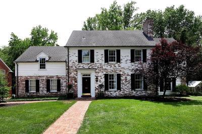 Ladue Single Family Home For Sale: 24 Black Creek