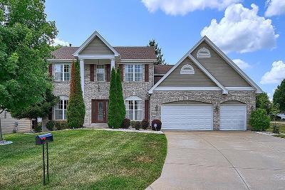 O'Fallon Single Family Home For Sale: 988 Bentley Park Circle