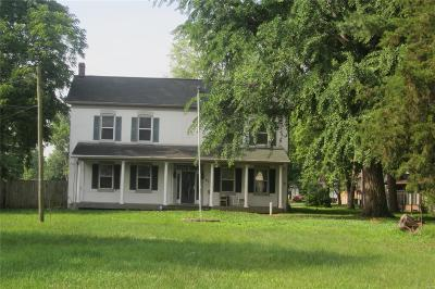 Mascoutah Single Family Home For Sale: 424 West South