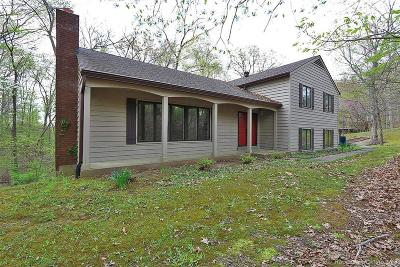 Cape Girardeau County Single Family Home For Sale: 3280 Lakewood