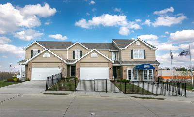 Wentzville Condo/Townhouse For Sale: 513 Peruque Commons Court