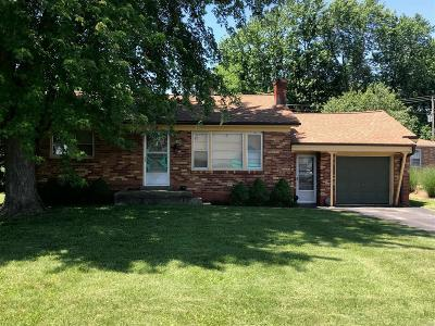 Fairview Heights Single Family Home For Sale: 8 Canty