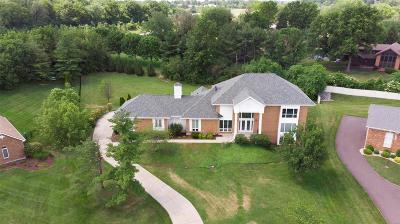 St Louis Single Family Home For Sale: 36 Sackston Woods Lane