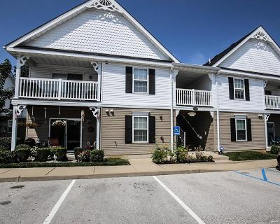 Condo/Townhouse Contingent No Kickout: 155 Brandy Mill Circle #A