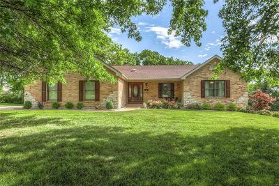 ST CHARLES Single Family Home For Sale: 365 Round Tower Drive East