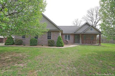 Fredericktown Single Family Home Contingent No Kickout: 113 Crossover Ridge