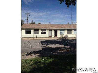 East Alton IL Commercial For Sale: $48,500