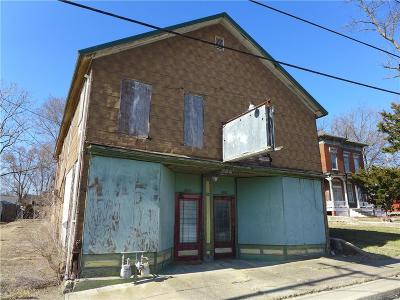 Hannibal MO Commercial For Sale: $19,900