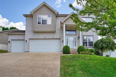 Fenton Single Family Home For Sale: 3056 Crimson Oaks Drive