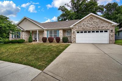 Shiloh Single Family Home For Sale: 223 Eden Park Boulevard