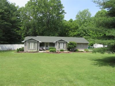 Caseyville Single Family Home For Sale: 1084 East Ofallon