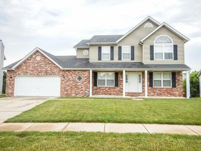 O'Fallon Single Family Home For Sale: 423 Larkway Drive