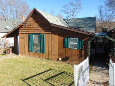 Hannibal MO Single Family Home For Sale: $32,000