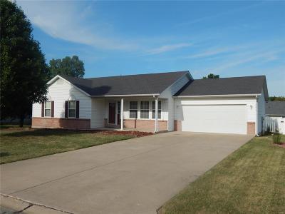 Troy Single Family Home For Sale: 1076 Huntington Drive