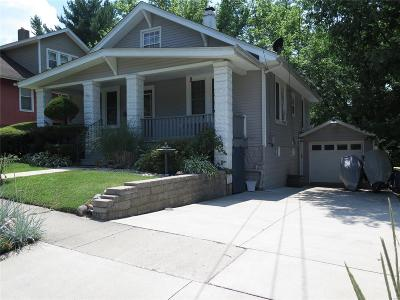 Edwardsville Single Family Home For Sale: 647 North Kansas Street