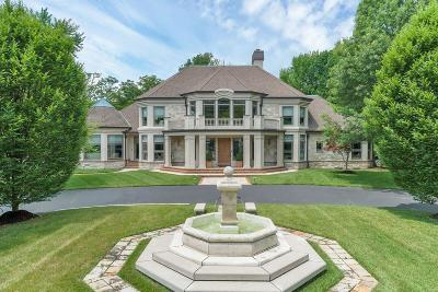 St Louis Single Family Home For Sale: 9600 Mill Hill Lane