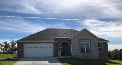 Cape Girardeau County Single Family Home For Sale: 4281 Stone Crest