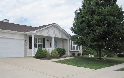 Wentzville MO Single Family Home For Sale: $247,900