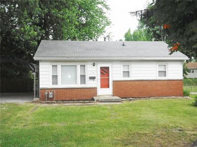Jerseyville Single Family Home For Sale: 108 Circle Drive