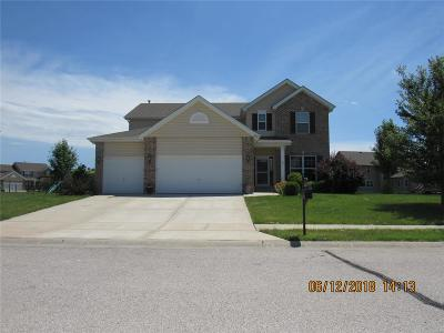 Caseyville Single Family Home For Sale: 1012 Crooked Stick Drive