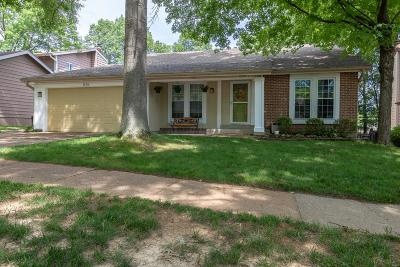 Manchester Single Family Home Option: 816 Carman Woods Drive