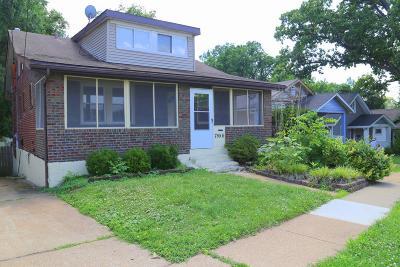 Single Family Home For Sale: 7556 Ellis Avenue