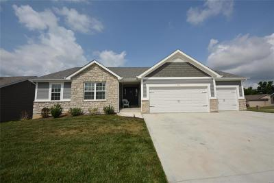 Foristell Single Family Home For Sale: 333 Vigilant Street