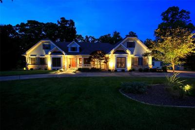 Fenton Single Family Home For Sale: 747 River Hills