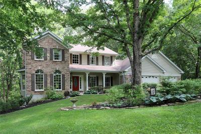Wildwood Single Family Home For Sale: 1422 Pine Ridge Estates Drive