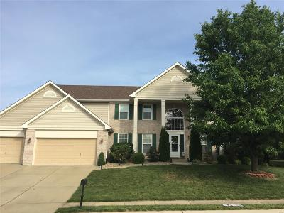 O'Fallon Single Family Home For Sale: 779 White Horse