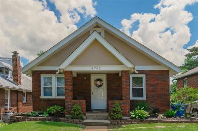 St Louis Single Family Home For Sale: 8702 David Avenue
