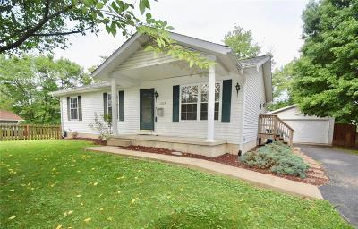 Edwardsville Single Family Home For Sale: 1519 Ritter Street