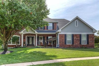 Wildwood Single Family Home For Sale: 1308 Wellington View Place