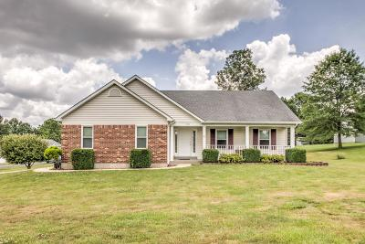 Franklin County Single Family Home For Sale: 1780 Kristi Lane