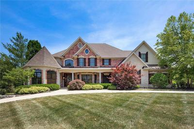 Chesterfield MO Single Family Home For Sale: $1,500,000