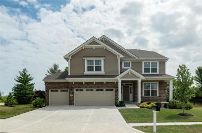 Wentzville MO Single Family Home For Sale: $449,900
