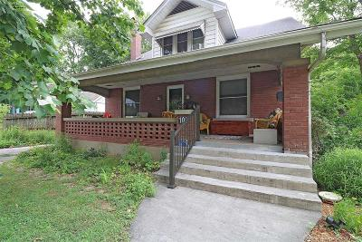 Cape Girardeau County Single Family Home For Sale: 108 Bellevue