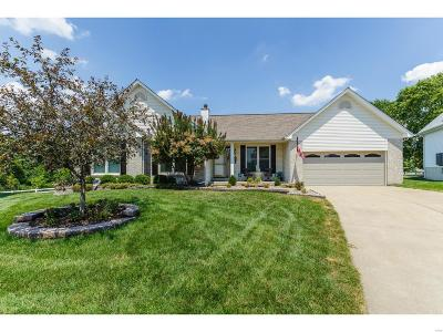 O'Fallon Single Family Home For Sale: 8 Worcester Court