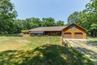 Wright City Single Family Home For Sale: 686 Bell Road