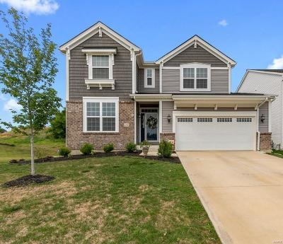 O'Fallon Single Family Home For Sale: 101 Grenache Ct.