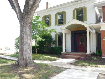 Hannibal MO Single Family Home For Sale: $99,900