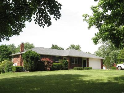 Park Hills, Desloge Single Family Home For Sale: 824 Jefferson Street