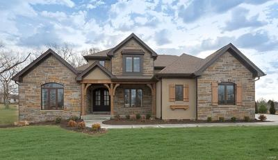 St Louis Single Family Home For Sale: The Bellerive- Sve