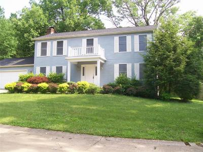 Cape Girardeau County Single Family Home For Sale: 2017 Lee
