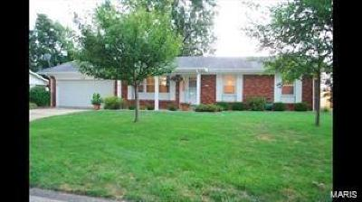 Belleville Single Family Home For Sale: 312 Aaron Drive